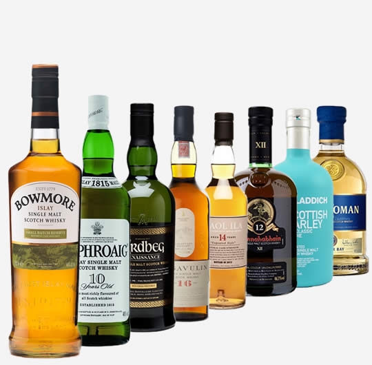 Rare Whiskies